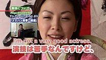 Subtitled Japanese AV star Monbu Ran Uncensored Blowjob Party porn videos