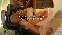 Felicia's Stinky Soles - www.clips4sale.com\/898...