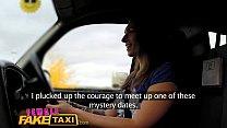 FemaleFakeTaxi Sexy horny tattoed driver enjoys a sticky facial porn videos
