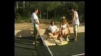 court tennis - pirelli lydia Groupping
