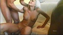 Black cocks hunting white sluts