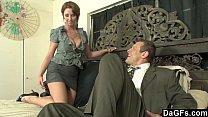 Busty secretary horny for some austrian cock porn videos