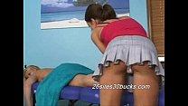 Jamie's Lesbian Massage