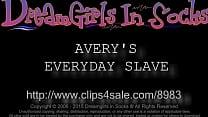 Avery's Everyday Slave - www.c4s.com/8983/14559995