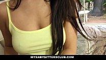 MyBabySittersClub - Petite Babysitter Pacified ...