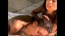 Two Sexy Hot Babes Sucking A Lucky Guys Cock porn videos