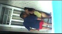 dkr pareja a /espiando escondidas a Cogiendo