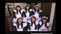 horny asian maids