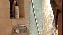 Ashlyn Brook in the shower porn videos