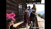 busty german babes make male tourists feel like...