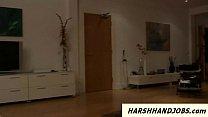 handjob harsh gives jordan mistress Sexy