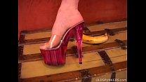 heels high loves milf Busty