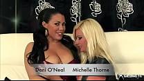 Shebang.TV - Dani O'Neal & Michelle Thorne porn videos