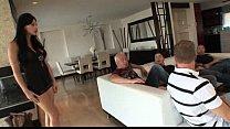 Aletta Ocean. Amazing gangbang. porn videos