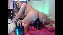 Девушки скрытно мастурбируют на рабочем месте видео