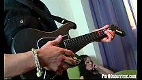 hero guitar al juega mientras garc�a tot� a mamada lemon sonia mientras
