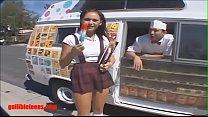 Gullibleteens.com icecream truck schoolgirl get...