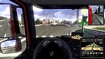 Euro truck simulator 2 - O começo #1