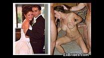 real brides sucking