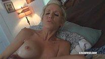 Horny wife Jolene gets a big facial porn videos