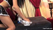 My Slutty Maid With Carpri Cavani porn videos