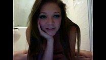 Gostosinha de 18 anos na webcam - pornfree com br