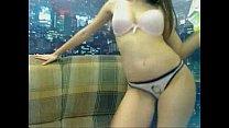 show teasing webcam boobs perfect Brunette