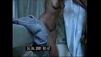 Частное порно русских зрелых брюнеток в очках