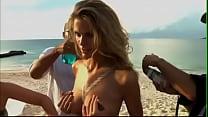 decker brooklyn painting body Nude