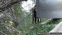 Brazzers - Big Tits In Uniform - Katja Red-Handed! scene starring Katja Kassin & Manuel Ferrara thumbnail