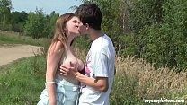Busty teen porn videos