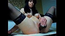 webcam por masturbandose tetona Chica
