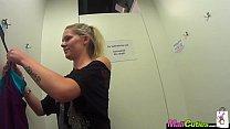 MallCuties - Blonde amateur girl cheats on her ...
