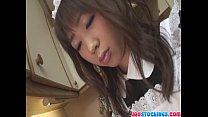 Horny Aiuchi Shiori wildest food insertion action porn videos