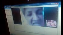 webcam por culo el mostrandome Madurita