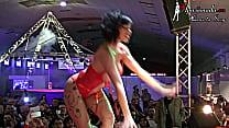 2015 murcia de erótico salón el en apasionada moda de desfile Gran