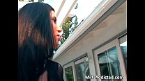 Black hair mommy knows how to please porn videos