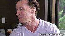 Brazzers - Natalia Starr fucks her father in law thumbnail