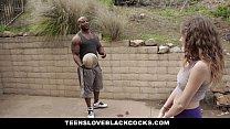 TeensLoveBlackCocks - Young Petite Kendall Fuck...