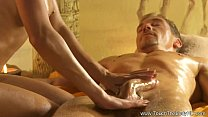 Exotic Lust And Blonde Massage