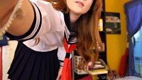 Lucy Sailor Schoolgirl Solo porn videos