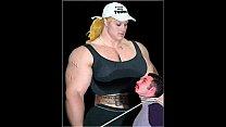 femdom bbw bodybuilder fbb bodybuilding Female