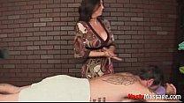 Mature giving sensual massage porn videos