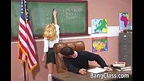 teacher her by dicked gets Schoolgirl