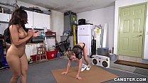 latina pornstar missy martinez receives deep massage on her big ass
