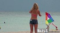 clair sammi with sun the in fun - Mofos
