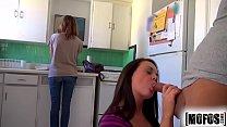 Roommate Likes it Loud video starring (Rahyndee...