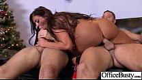 (alexa pierce) Girl With Big Round Tits In Hard...