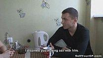 Interracial sex for cash porn videos