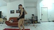 Amazing lapdance by czech tattooed chick